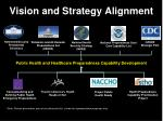 vision and strategy alignment