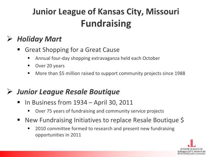 Junior League of Kansas City, Missouri