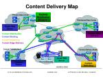 content delivery map