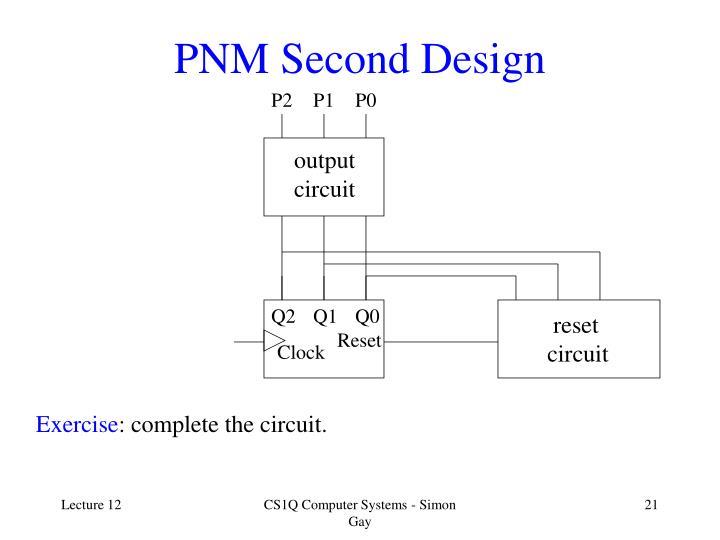 PNM Second Design