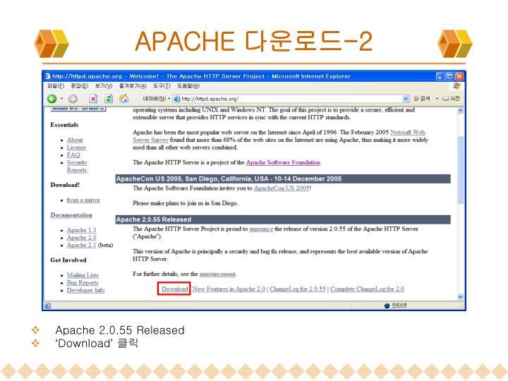 Apache 2