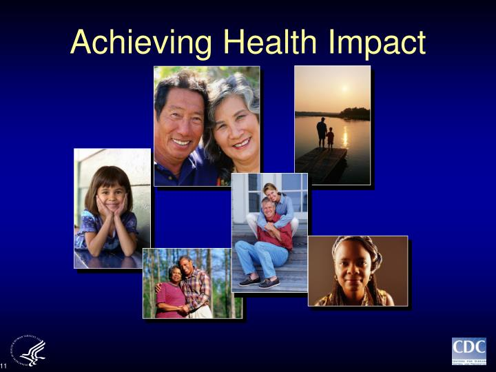 Achieving Health Impact