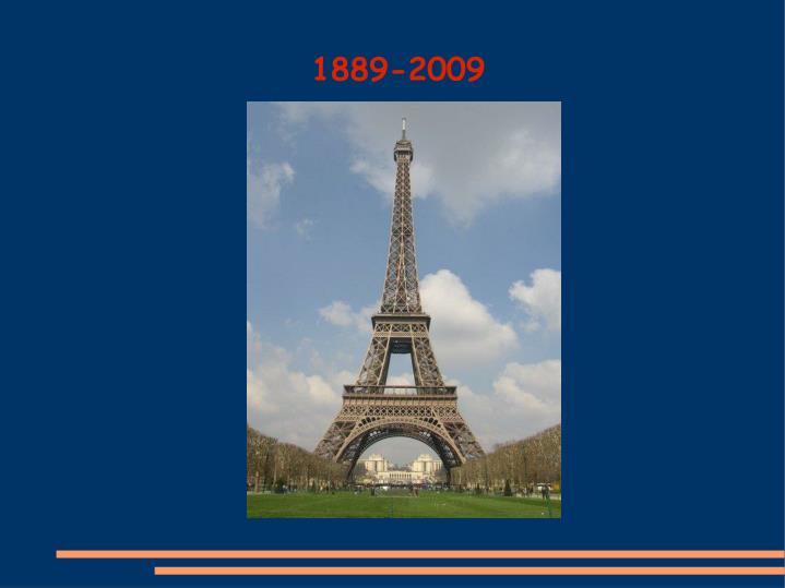 1889 2009