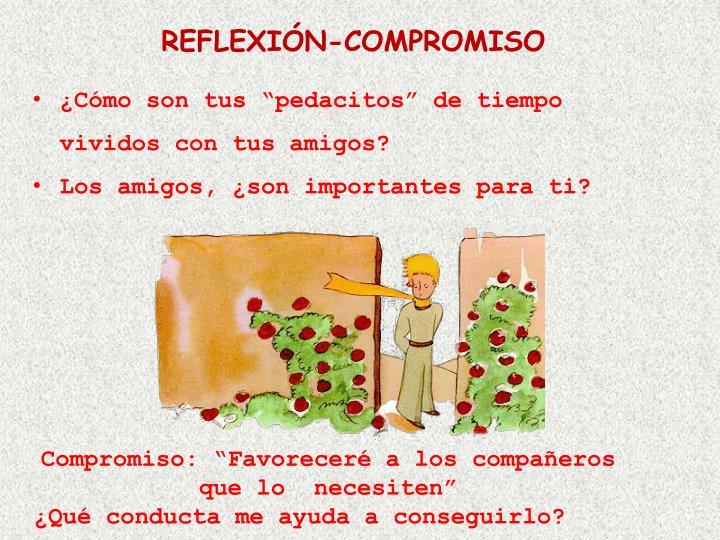REFLEXIÓN-COMPROMISO