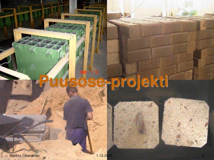 Puusose-projekti