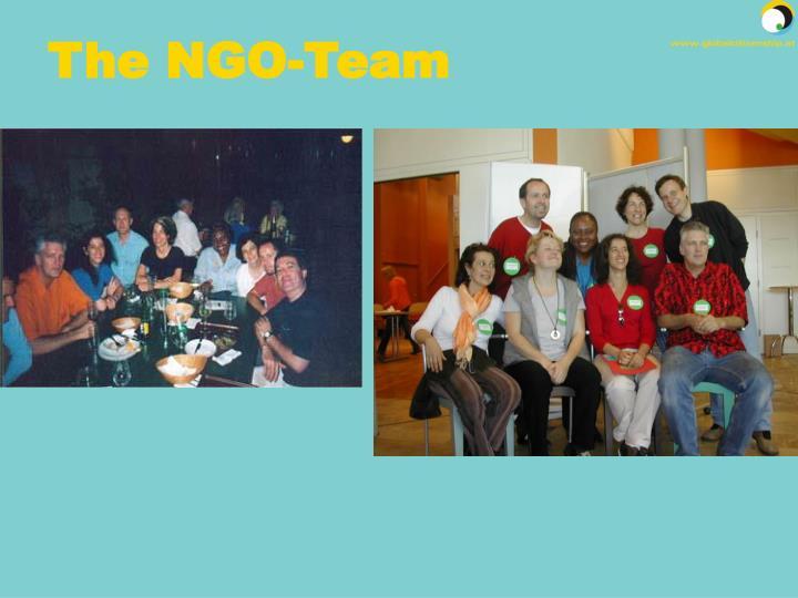The NGO-Team