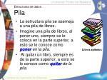 estructuras de datos pila1