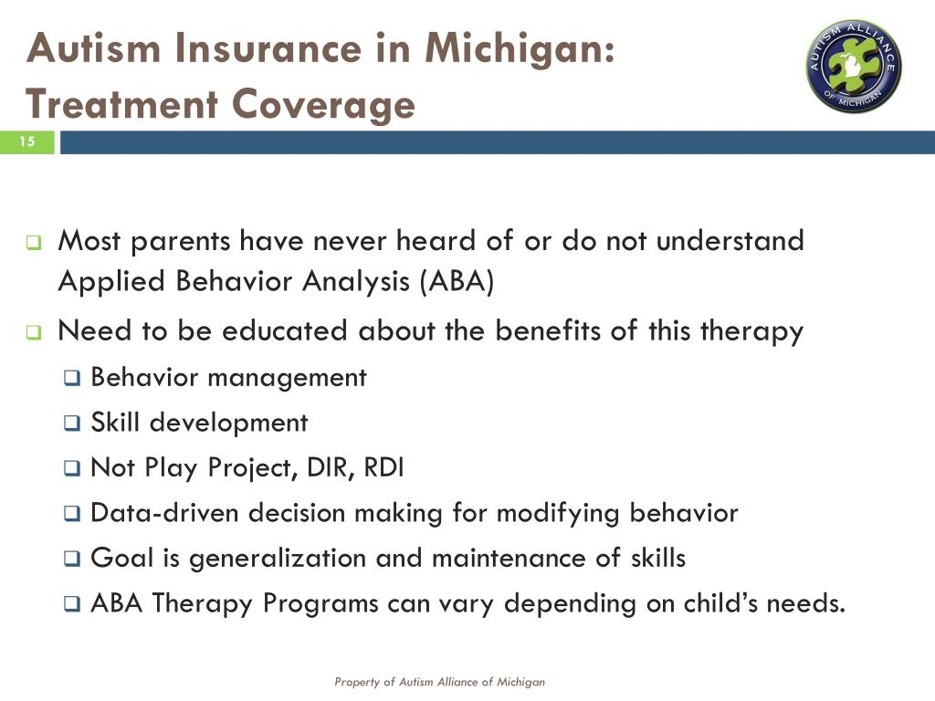 PPT - Supporting Autism Initiatives in Michigan… PowerPoint