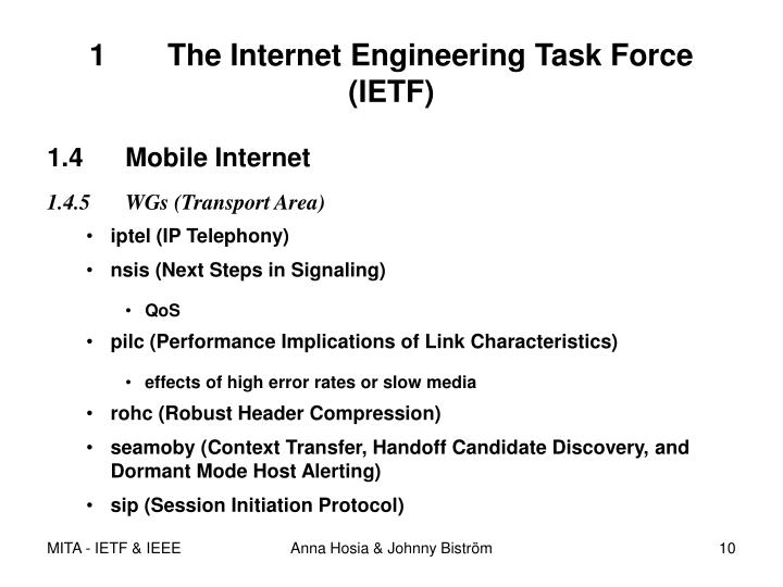 an essay on internet draft working documents of the internet engineering task force ietf Second, the internet engineering task force (ietf), one of the most influential sdos, has a moral obligation to ensure its work is coherent with, and fosters, human rights human rights information ethics internet architecture internet engineering task force internet governance.