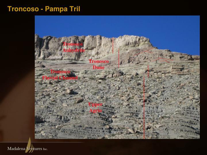 Troncoso - Pampa Tril