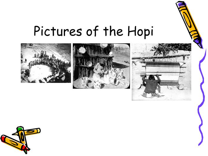 Pictures of the hopi