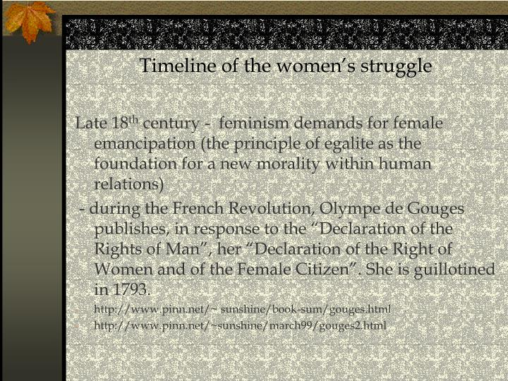 labor injustices of men and women in society in a vindication of the rights of women a book by mary  Mary wollstonecraft's a vindication of the rights of women (1792) is heavily influenced by immanuel kant's what is enlightenment (1784.