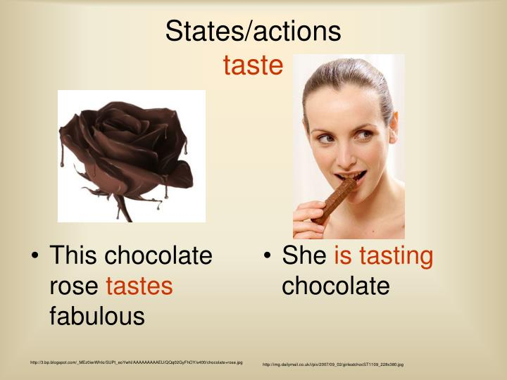 This chocolate rose