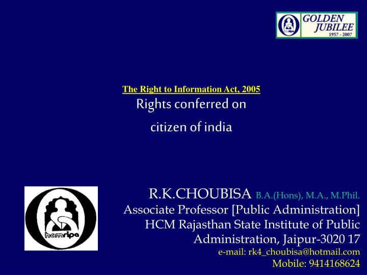 the right to information Rti stands for right to information right to information act 2005 mandates timely response to citizen requests for government information right to information empowers every citizen to seek any information from the government, inspect any government documents and seek certified photocopies thereof.