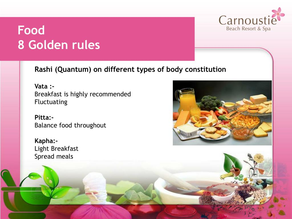 PPT - Ayurveda – The Way to Healthy Living PowerPoint Presentation