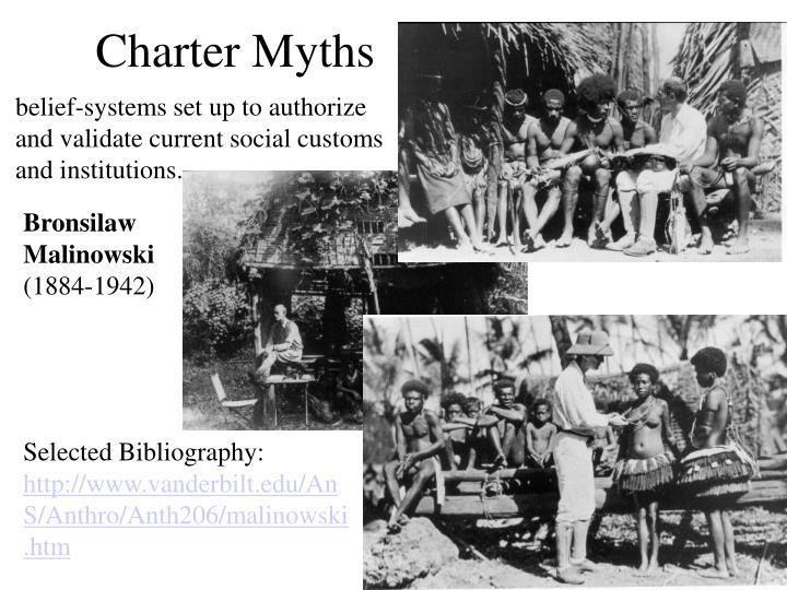 Charter Myths