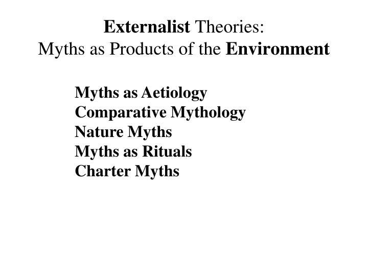 Externalist