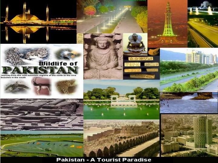 The culture of pakistan