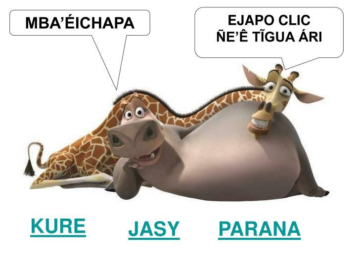 EJAPO CLIC