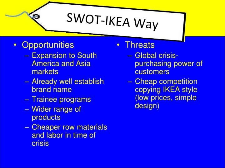 how ikea manages cultural issues in The diversity management paradox in globalization – the swedish ikea way cultural management policies have been rolled out.