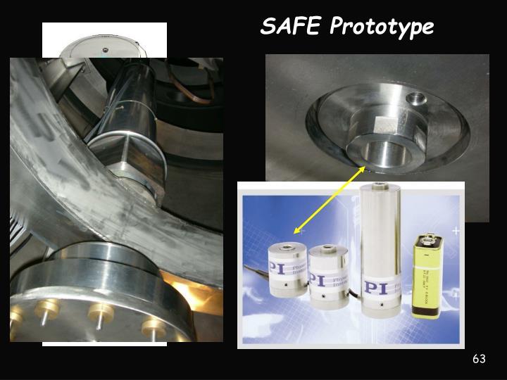 SAFE Prototype