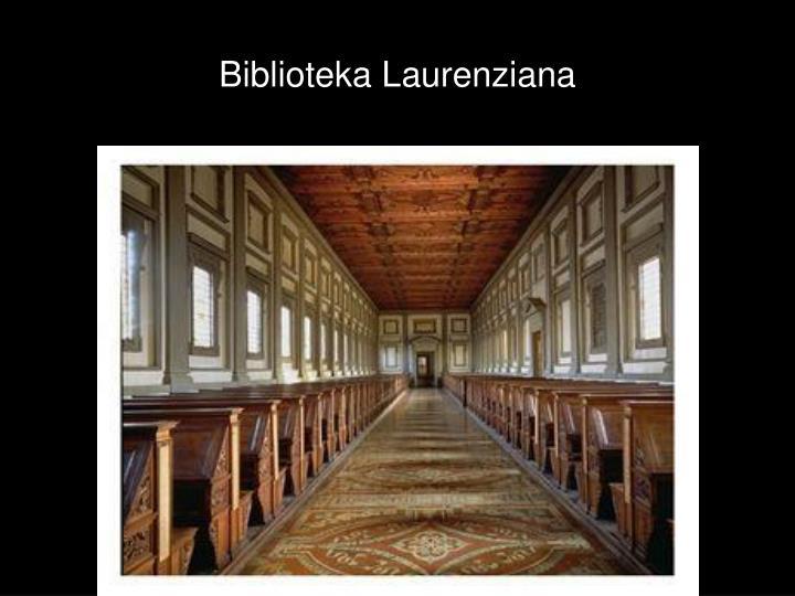 Biblioteka Laurenziana