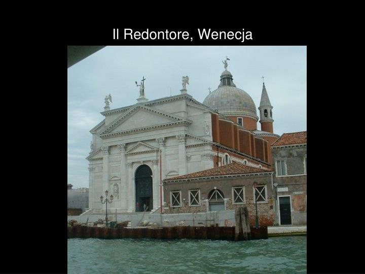 Il Redontore, Wenecja