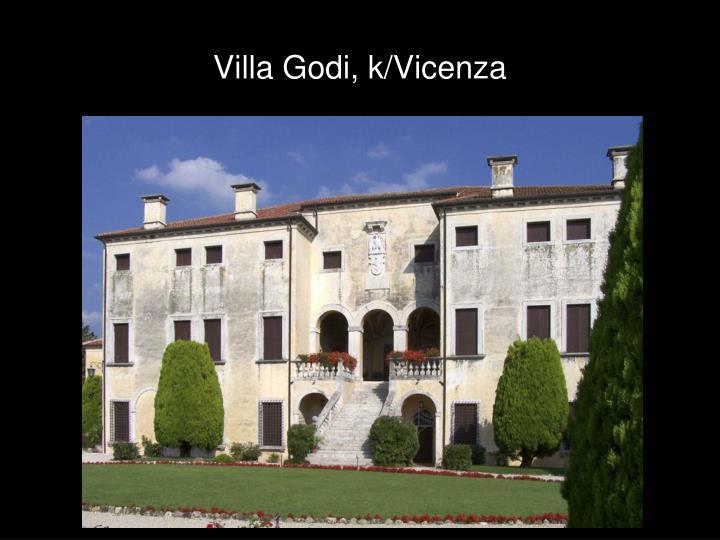 Villa Godi, k/Vicenza