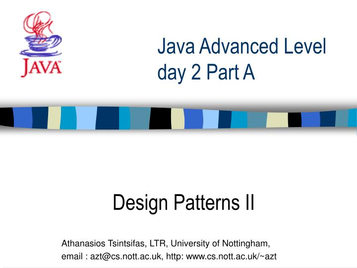 java advanced level day 2 part a n.