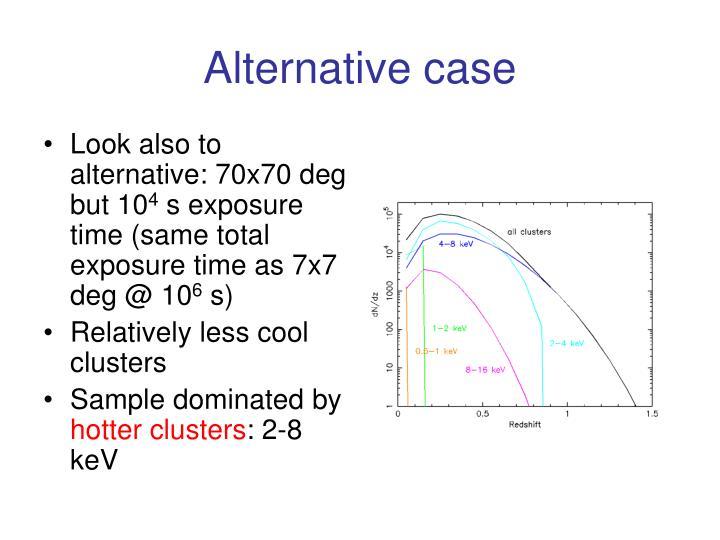 Alternative case