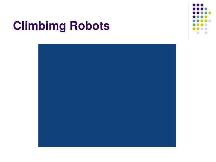 Climbimg Robots