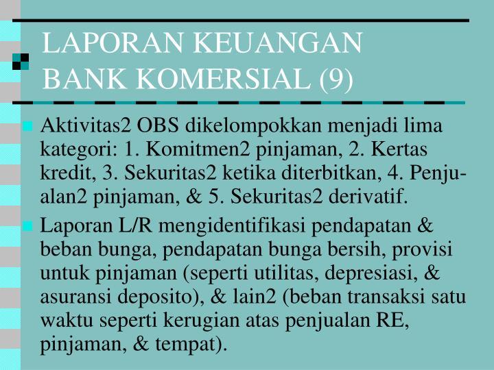 laporan keuangan bank lippo Grup ini memulai usaha dengan bank lippo yang telah berganti nama dan berubah posisi sahamnya jasa keuangan seperti perbankan, asuransi, dan.
