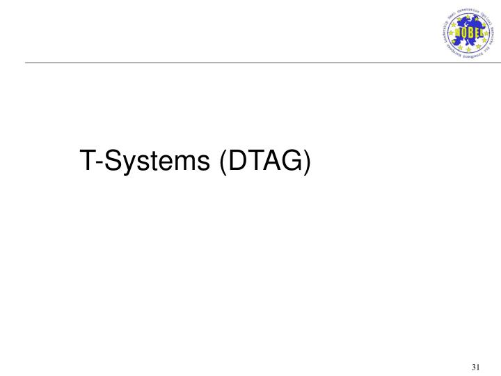 T-Systems (DTAG)