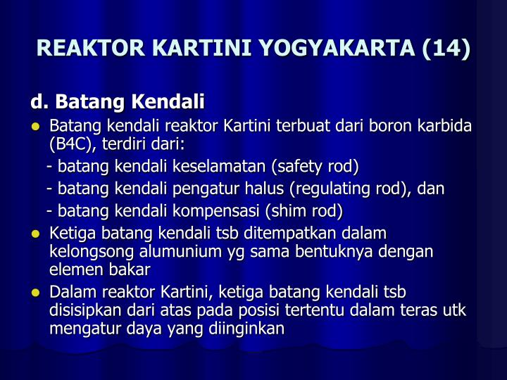 REAKTOR KARTINI YOGYAKARTA (14)