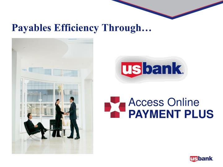 payables efficiency through n.