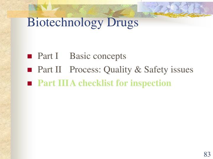Biotechnology Drugs