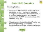 grade 2 boy reminders1