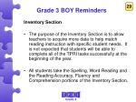 grade 3 boy reminders1