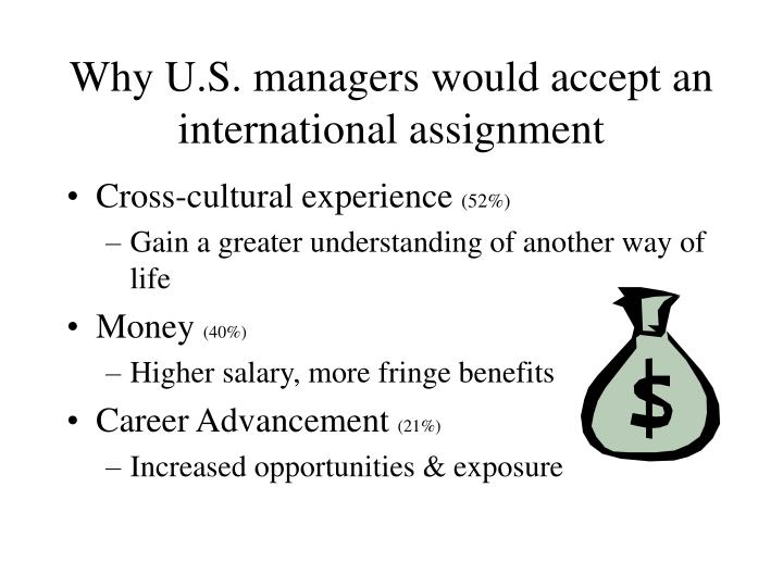 cross cultural management experiences Becoming more aware of cultural differences by sharing of diverse experiences and cultural cross-cultural differences management.