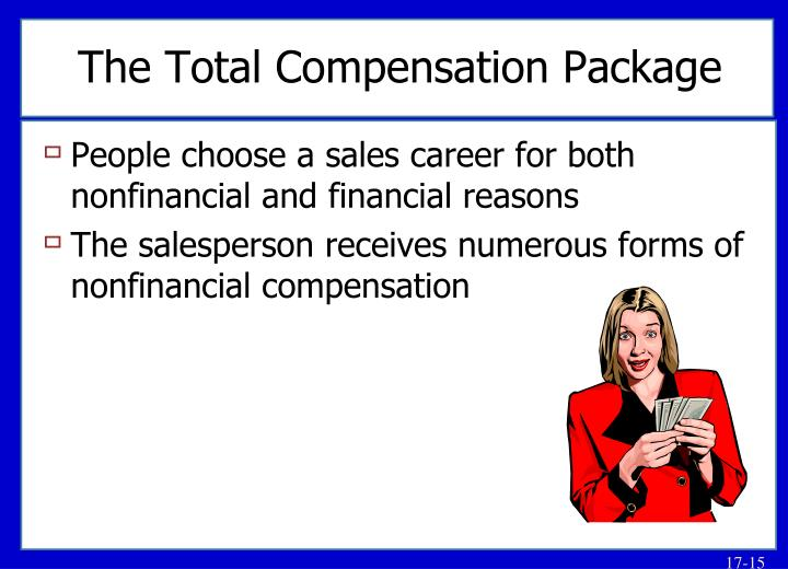 The Total Compensation Package
