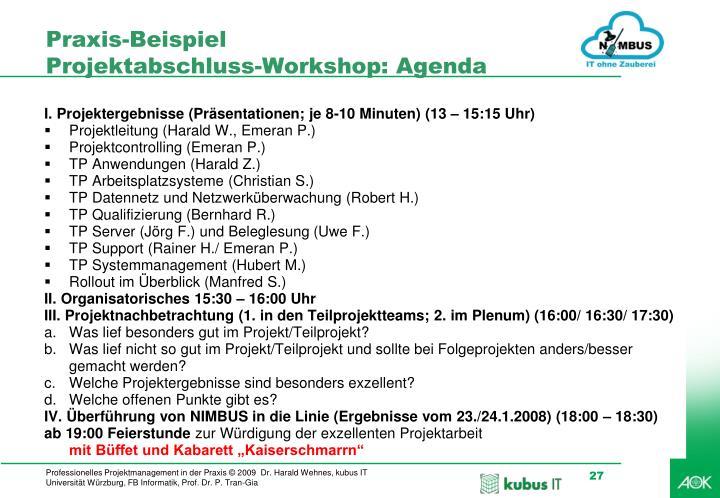 Magnificent Workshop Agenda Beispiel Mold - FORTSETZUNG ARBEITSBLATT ...