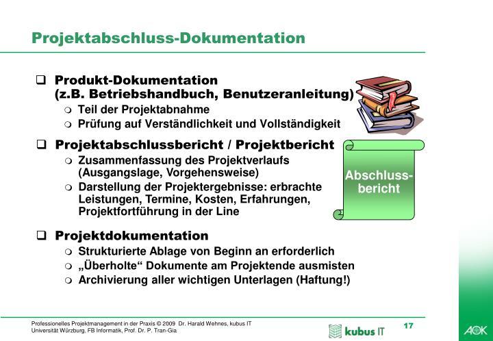 PPT - Professionelles Projektmanagement in der Praxis PowerPoint ...