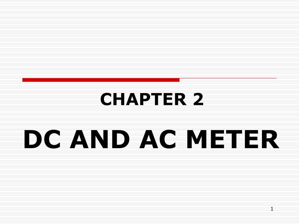 Ppt Chapter 2 Powerpoint Presentation Id4602836 Balanced Bridge Voltmeters Electronic Circuits And Diagram N