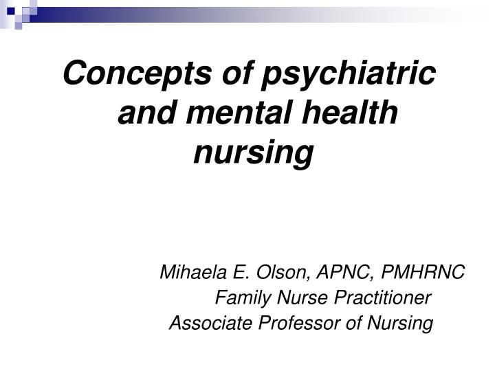 the concept of family health in nursing Professional nursing holds a unique place in the american health care system as members of the largest health care profession, the nation's 31 million nurses work in diverse settings and fields and are frontline providers of health care services.