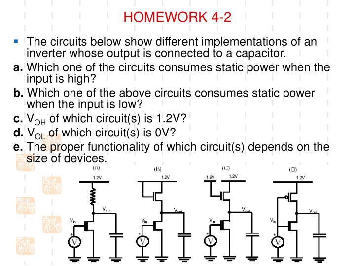 Homework 4 2