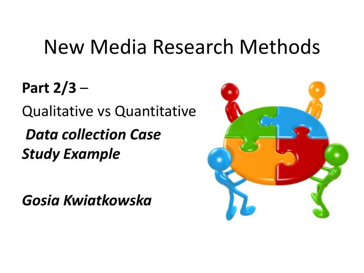 new media research methods n.