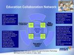 education collaboration network