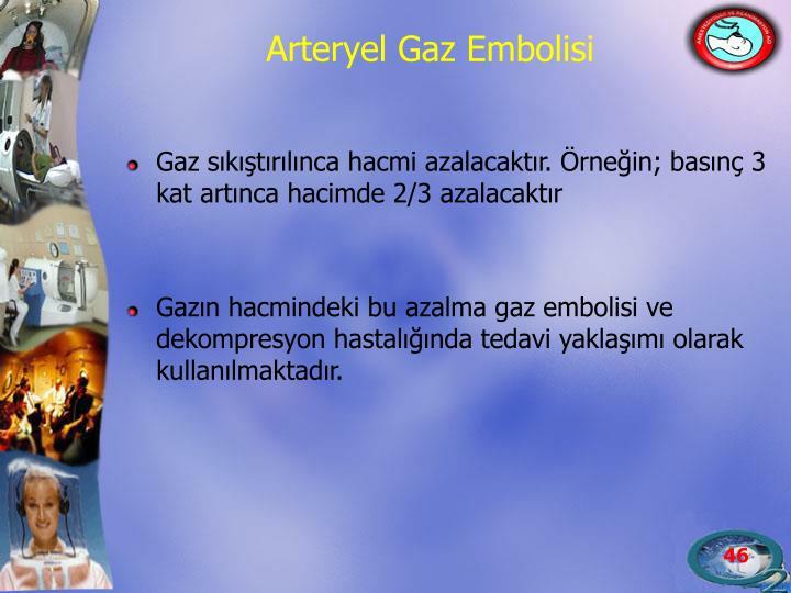 Gaz sıkıştırılınca hacmi azalacaktır. Örneğin; basınç 3 kat artınca hacimde 2/3 azalacaktır