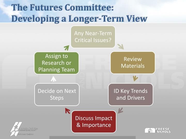 The Futures Committee: