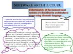 software architecture3